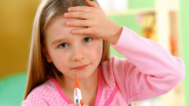 JUHEND LAPSEVANEMALE: kus on piir, millal jätta haige laps koju, millal võib lasteaeda viia?