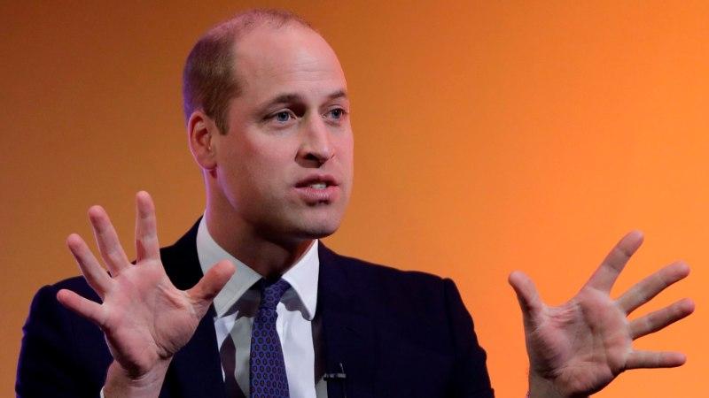 Prints tunnistab, et tema vaimsed häired süvenesid koos pere suurenemisega