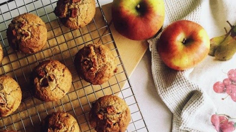 BLOGI   Vürtsikalt soojendavad õunamuffinid