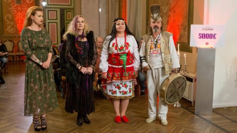 """""""Eesti selgeltnägijate tuleproovi"""" finalistidega liitus must hobune, Wicca nõid Renata!"""