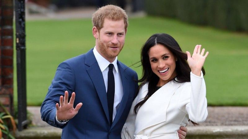 Prints Harry ja Meghan veedavad tähtsa aastapäeva lahus