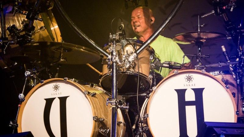 Uriah Heepi trummar Russell Gilbrook: meie muusikasse on energiat juurde tulnud