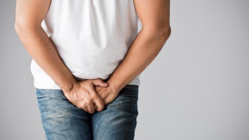 PIINLIK MURE: kuidas aidata meest uriinipidamatuse korral?