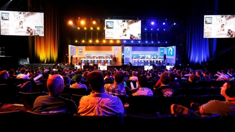 Mousesports hakkab ECS finaalturniiril 660000 dollari nimel võitlema