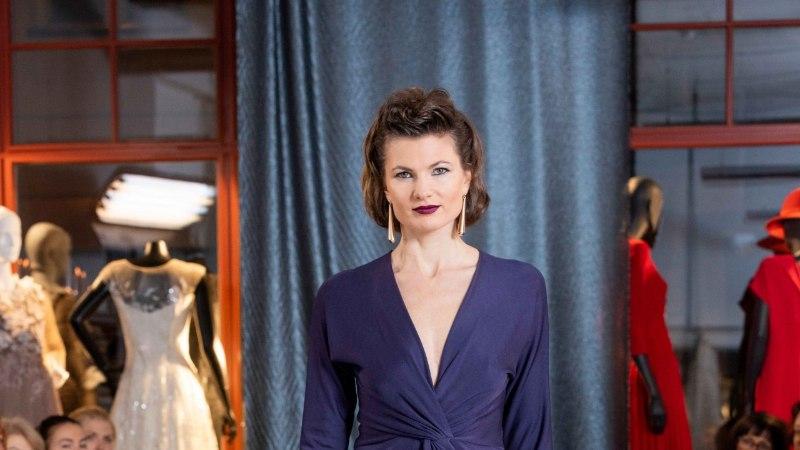 """Galerii I Tiina Talumees esitles uut kollektsiooni """"Diva"""""""