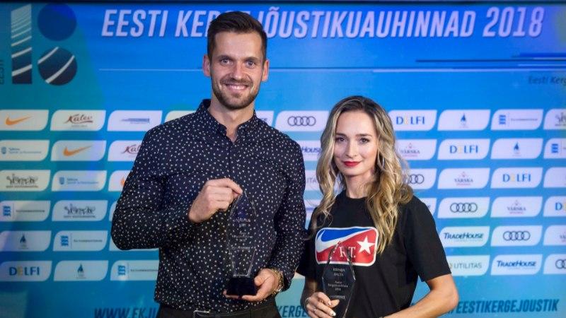 Ksenija Balta: olen rahul, kuidas sportlasena raskest olukorrast välja tulin