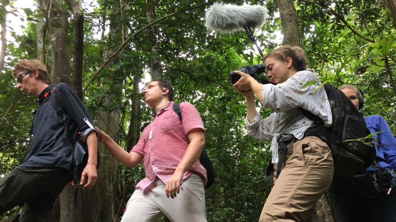 """Sünnist saati pime Jakob Rosin võttis ette pika teekonna Amazonasesse: """"Unistasin sellest viieaastasest saati!"""""""