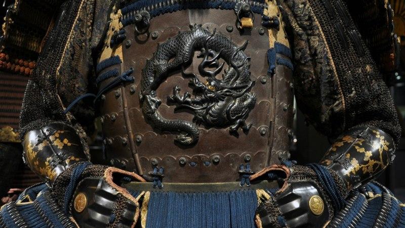 SOOLETÜHJENDUS SÕDALASE STIILIS: kuidas samuraid keha kergendasid?