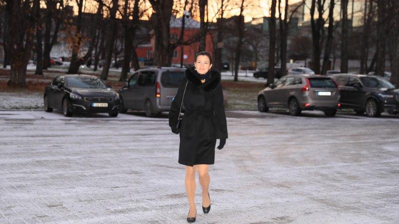 GALERII | President arutas väliskomisjoniga ÜRO ränderaamistikku ja olukorda Ukrainas