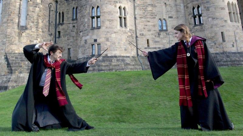 Maailma parimas lennujaamas saab jalutada Harry Potteri võlumaal!