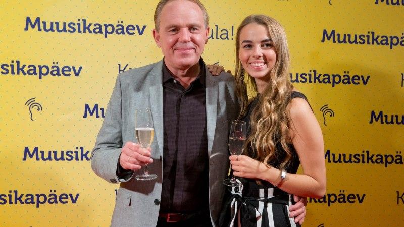 VIDEO | Kalju Terasmaa lapselapsest Marianne Leiburist on tõusmas tõeline muusikatäht!