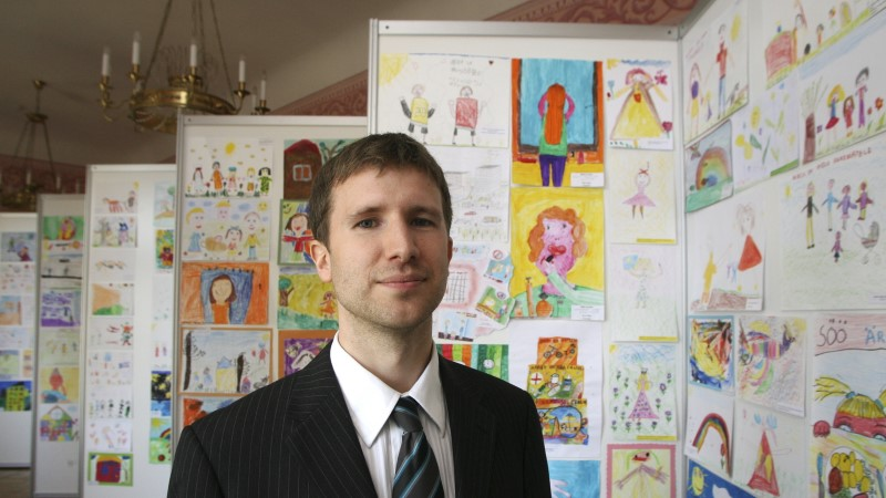 Andres Aru: elatise miinimummäär ei tohiks olla kõrgem enamiku laste tegelikest vajadustest