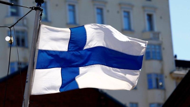 Pagulased hülgasid Soome väikelinna