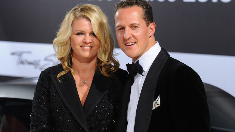 "Peapiiskop hoidis Schumacheri käsi: ""Ta oli natukene alla võtnud."""
