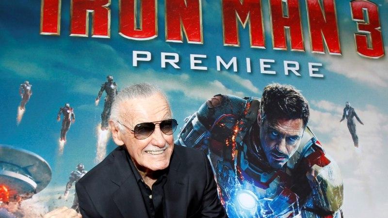 Selgus koomiksigeenius Stan Lee surma põhjus