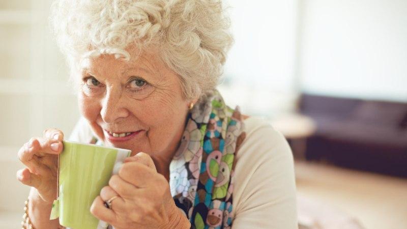 Millal on naine kõige õnnelikum? Kui ta saab 85 ja mees on surnud!
