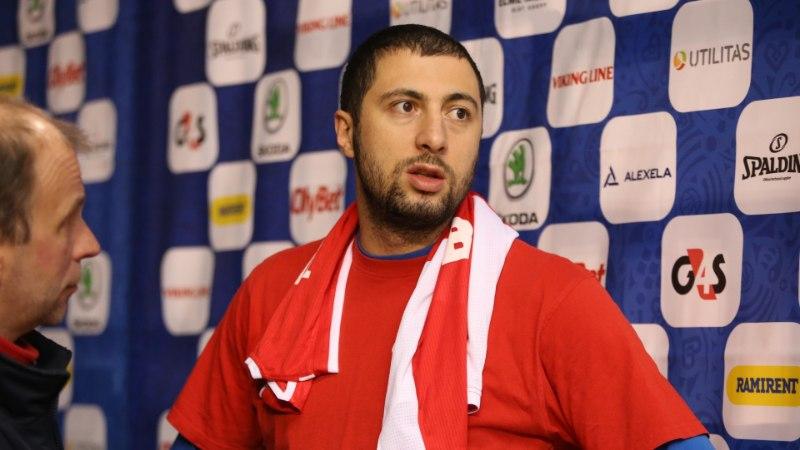 Giorgi Tsintsadze: Saku suurhall toob mulle ilusaid mälestusi