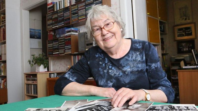 Legendaarse dirigendi Horre Zeigeri lesk Elvi: olin selle mehega õnnelik