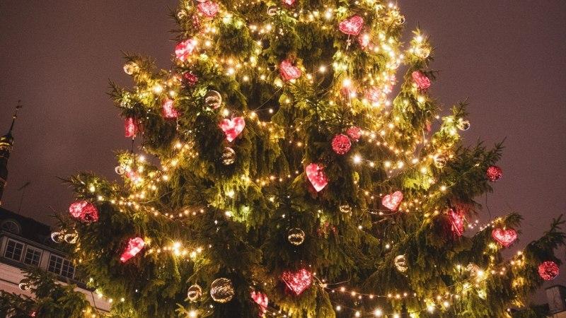 Pühapäeval süüdatakse Raekoja jõulupuul advendiküünal