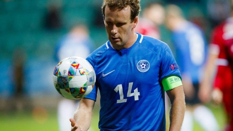 KOLMAS POOLAEG   Eesti paremad jalgpallurid aastal 2018: kas Vassiljev väärib kohta esikümnes?