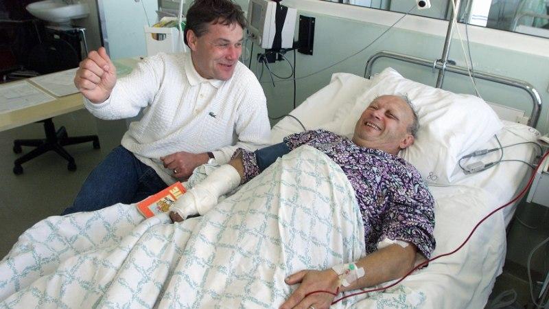 Jüri Raudsik kihutas Mani saarel, kus on hukkunud peaaegu 300 tsiklimeest