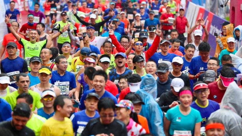 Hiinas peetud poolmaratonil jäi vahele koguni 258 sohitegijat