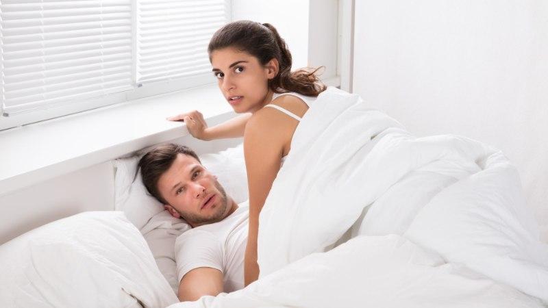 Seitse märki, et su kallim magab kellegi teisega