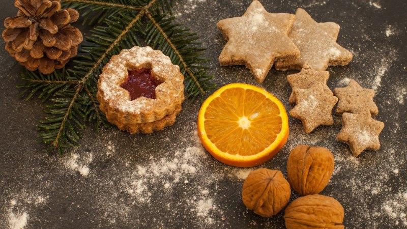 Otsid köögis põnevust? Tee koriandriga maitsestatud küpsiseid!