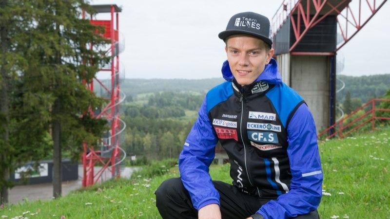 Kahevõistluse võit norralasele, Kristjan Ilves jäi punktideta