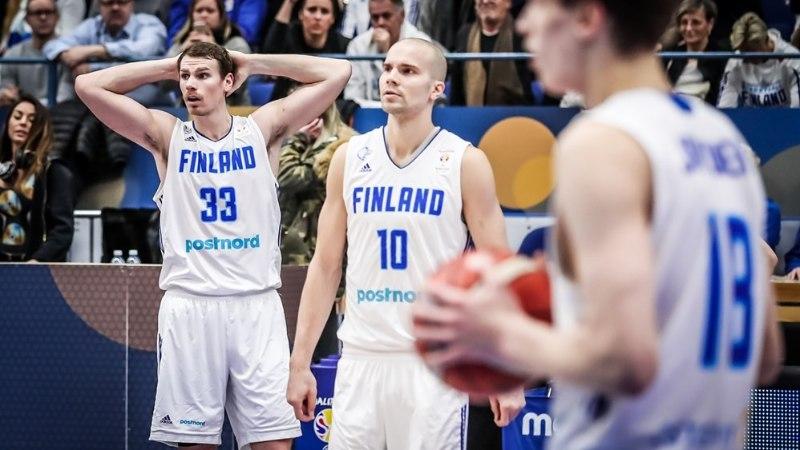 Soome lasi hiilgava võimaluse käest ja kaotas kodus lisaajal Venemaale