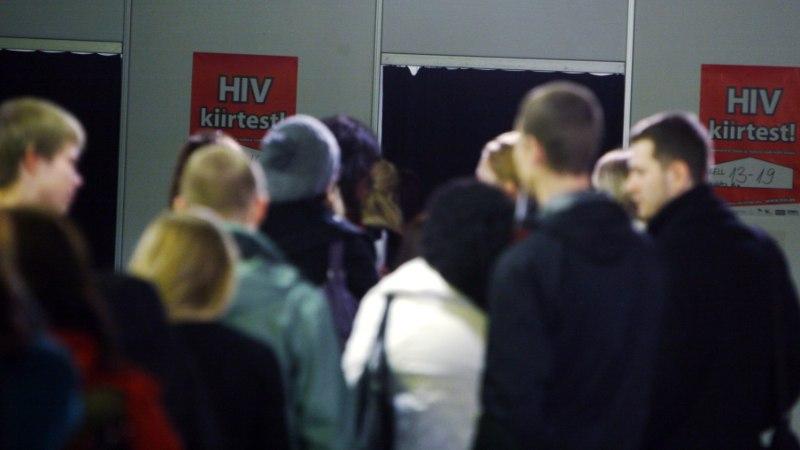 TAI uuring: üle 2500 Eesti HIV-positiivse inimese ei saa ravi