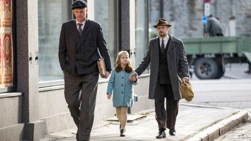 """JÄLLE AUHIND! """"Seltsimees laps"""" kuulutati Londonis aasta parimaks filmiks"""