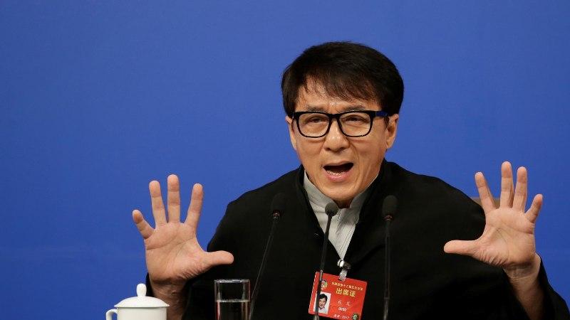 Jackie Chan kulutas suure osa varandusest prostituutidele