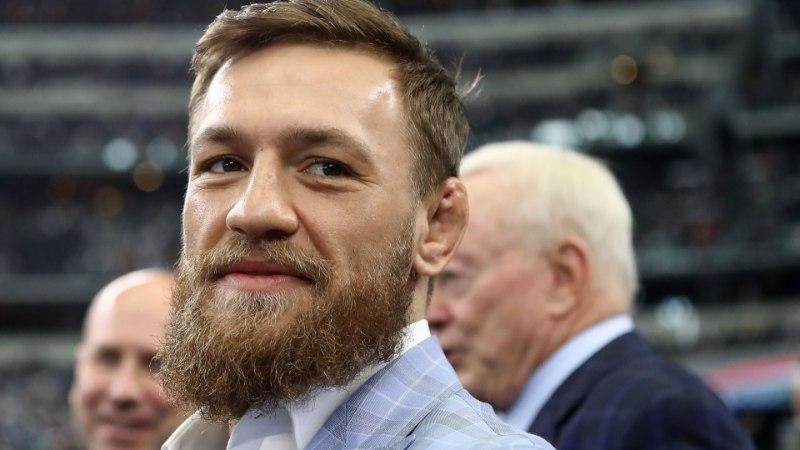 PÖIAL PÜSTI! McGregor oli Mike Tysoni kasvatatud marihuaanaga rahul