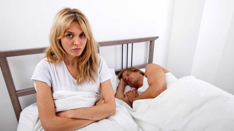 UNI ON VILETS? 3 x 3 reegel näitab, kas kannatad kroonilise unetuse käes