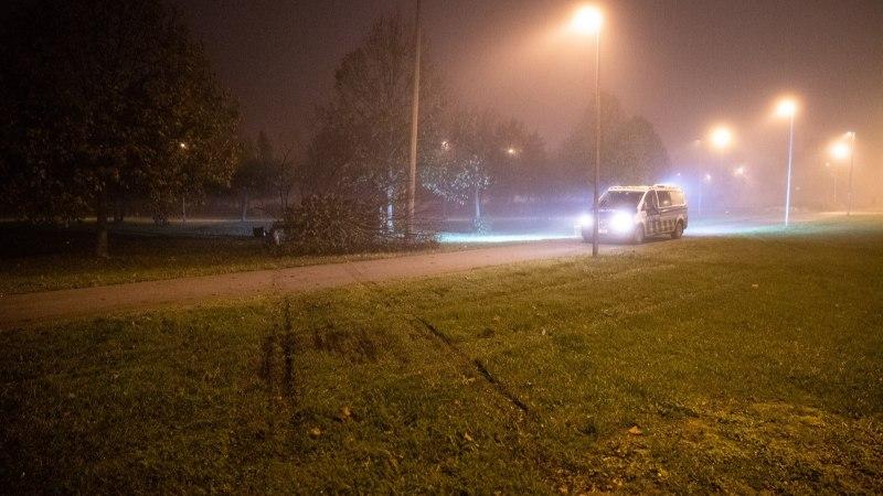GALERII | Uduses Tallinnas põrkasid kokku reka ja takso