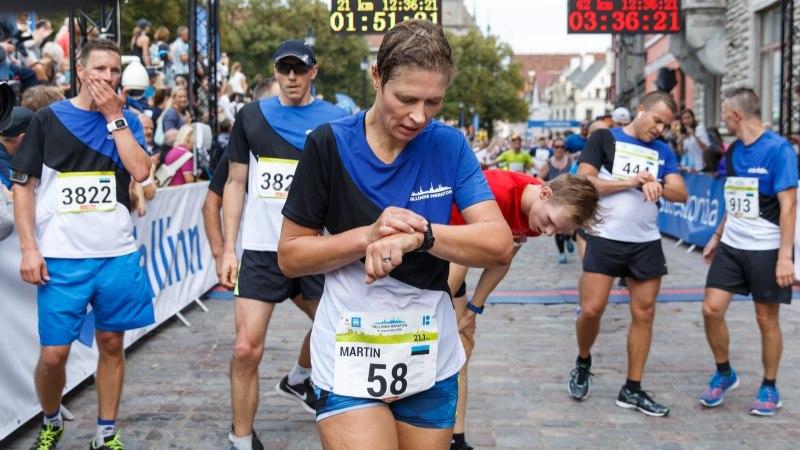 New Yorgis president Kaljulaidi turvanud USA salateenistuse agent: maratonil võib nii mõndagi halvasti minna