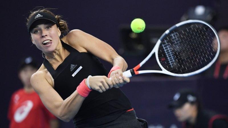 Tennise maailma edetabelites on 11 eestlast