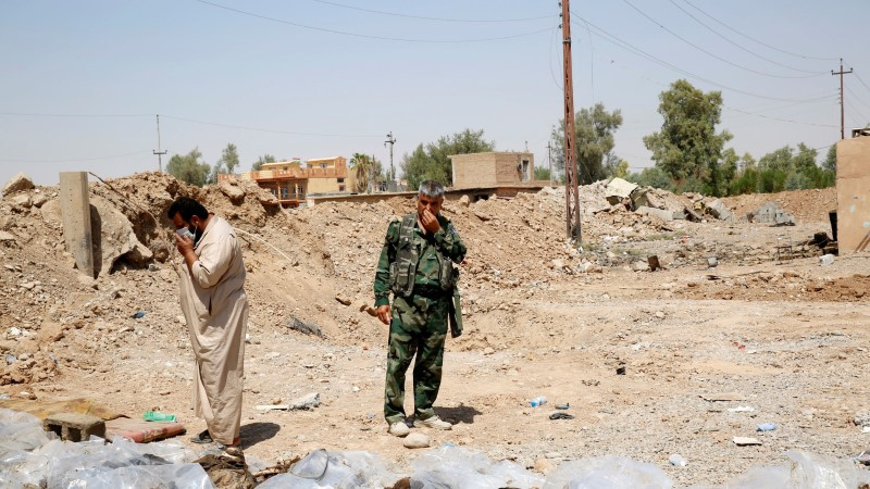 В Ираке нашли более двухсот массовых могил с телами жертв террористов