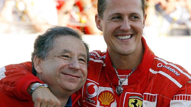 """Todt külastab Schumacherit kaks korda kuus: """"See on isiklik teema, armastan Michaelit."""""""