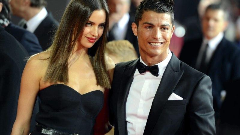 Ronaldo pöörane armuelu: Hiltonist ja Kardashianist kuni rõveda vägistamissüüdistuseni
