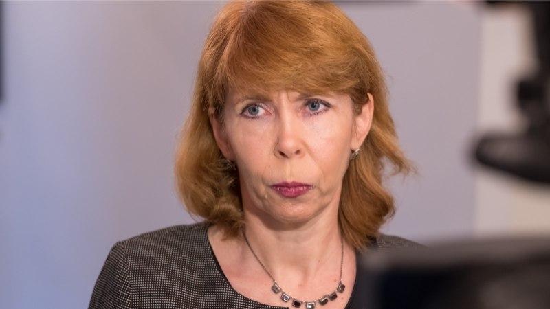 VIDEO   Margit Sutrop kandideerib Reformierakonna nimekirjas riigikogusse