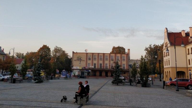 Imeilusas Poola Masuurias äridelegatsiooniga eurorahadega tutvumas