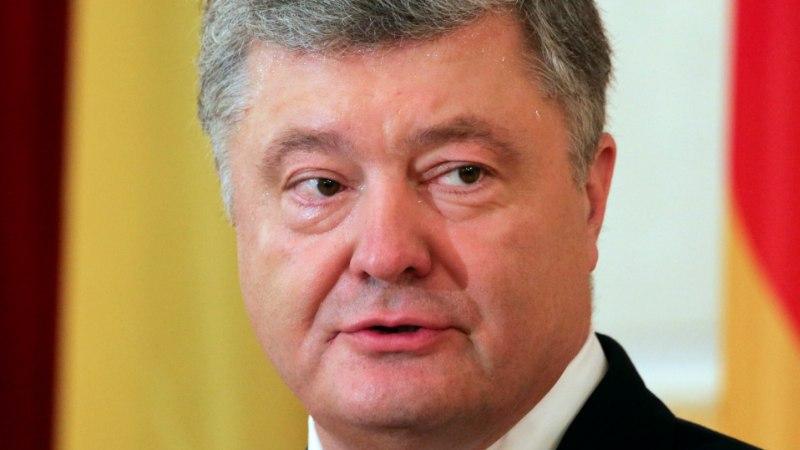 Порошенко ввел уголовное наказание для россиян