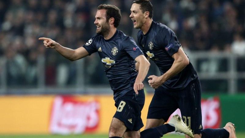 USKUMATU MATŠ: mannetult tegutsenud Manchester United pööras nelja minutiga kindla kaotuse võiduks