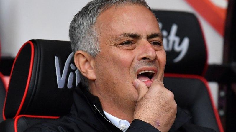 Inglismaa jalgpalliliit nõuab Jose Mourinhole karistust