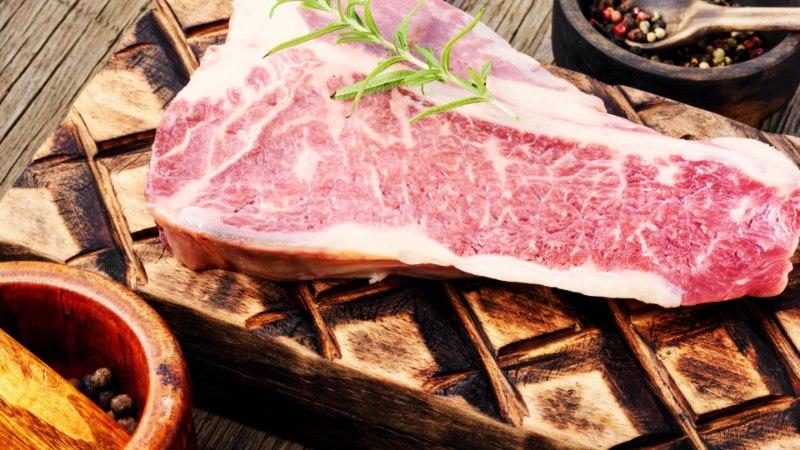 Välk ja pauk! Teadlased soovitavad kogu maailmale karmi lihamaksu