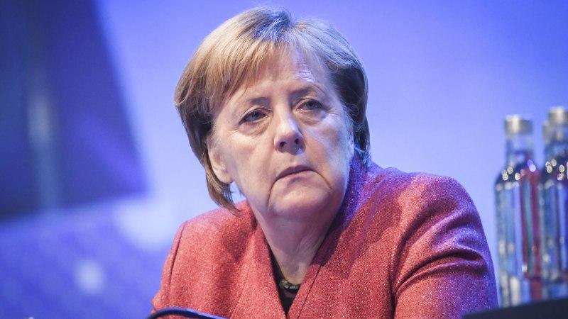 KÜSITLUS: sakslased soovivad Angela Merkeli lõplikku lahkumist