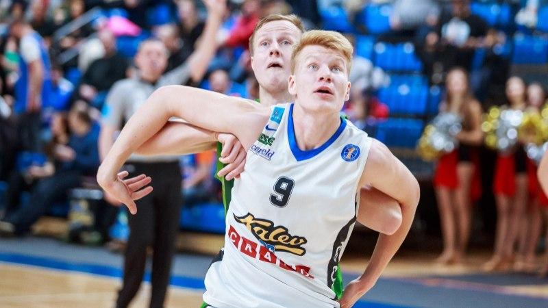 Matthias Tass jäi NCAA debüütmängus nullipoisiks