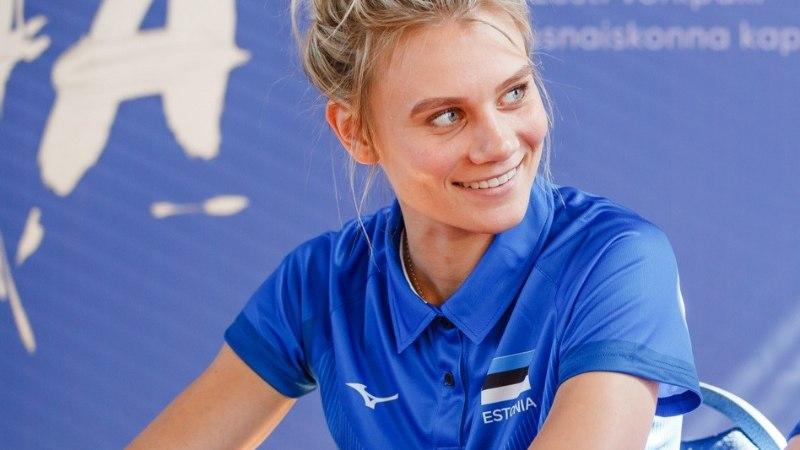 Eesti võrkpallikoondise kapten naaseb kodumaale